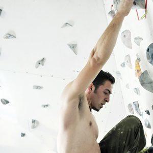 Header para Entrenamiento de Continuidad en la Escalada