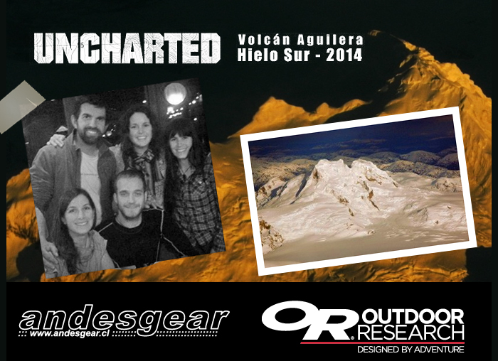 Uncharted volcan aguilera