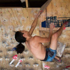 escalador talon y letrero master