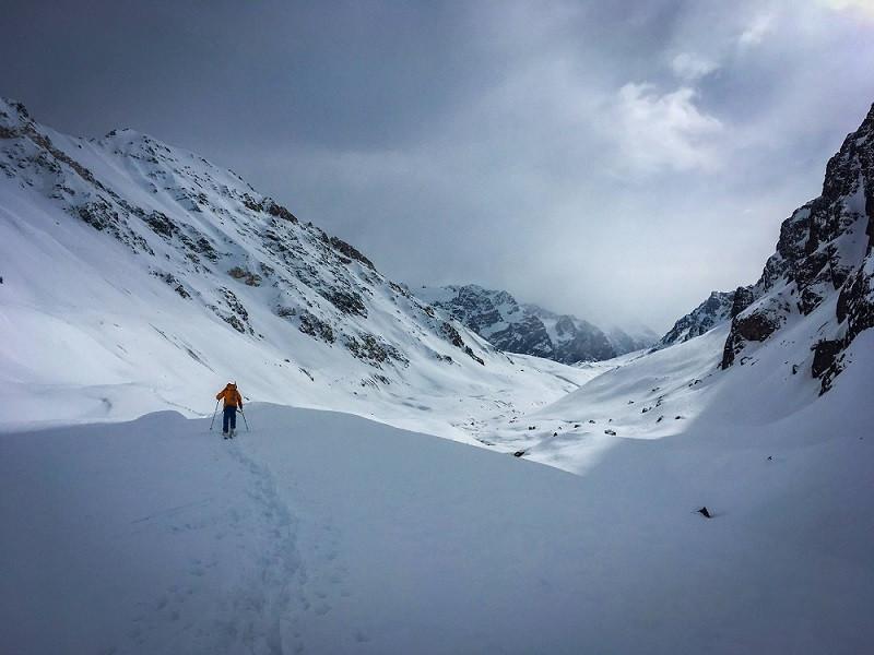 esquí randonée