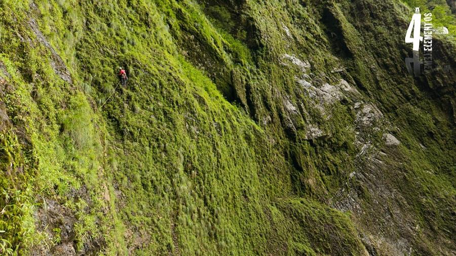 Manu-Ponce-se-abre-camino-en-un-jardín-vertical-©Alairefilms