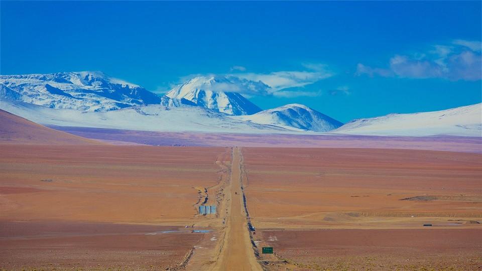 Montaña norte