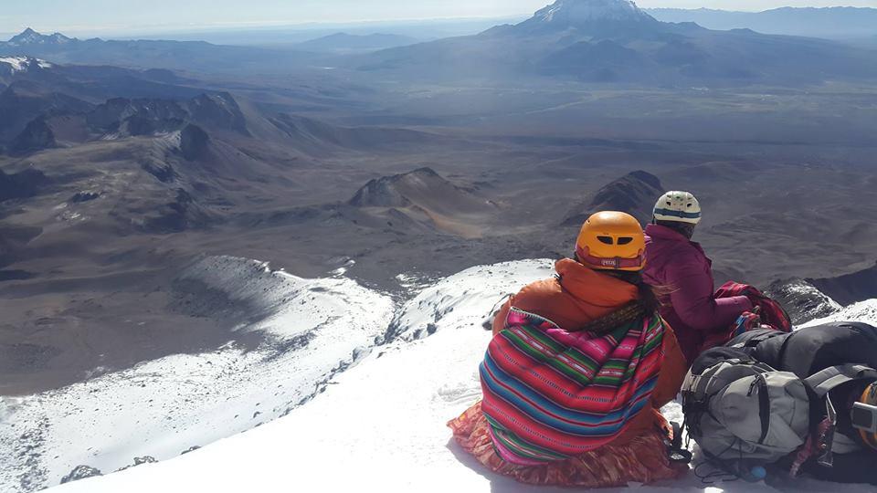 cholitas vistas
