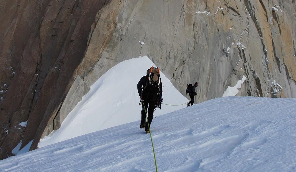 La Silla, ruta franco-argentina al FitzRoy en 2006 ©HermanosPou
