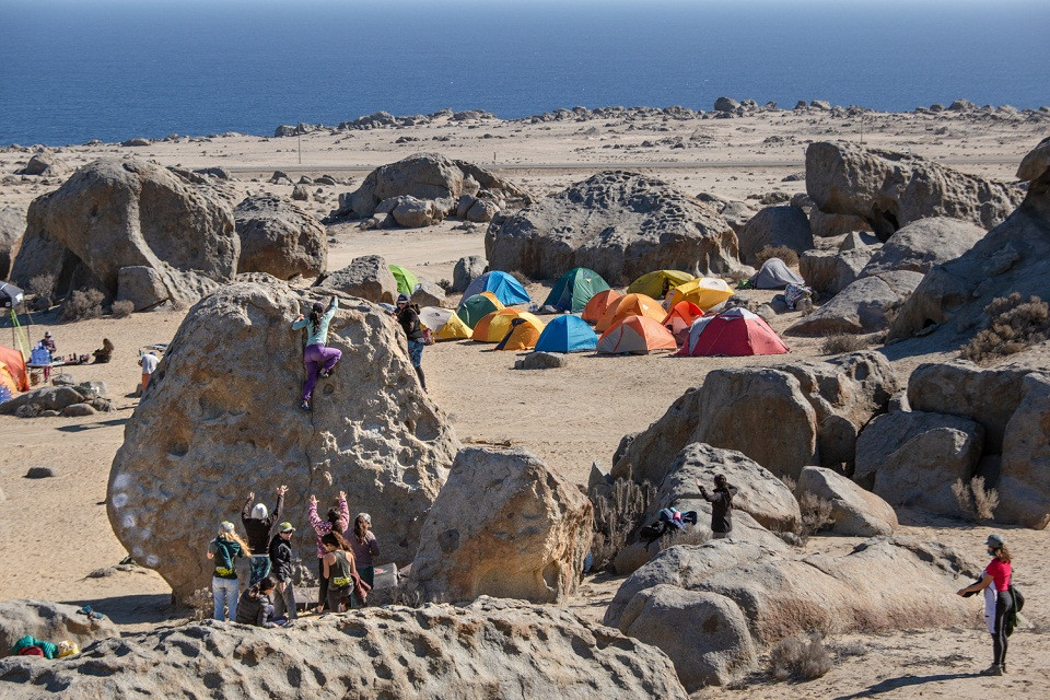 boulder carpas mar espoteo